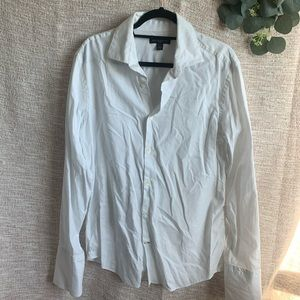 [Banana Republic] Cufflink Button Down Dress Shirt